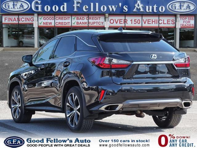 2018 Lexus RX 350 LUXURY, AWD, REARVIEW CAMERA, LEATHER SEATS, NAVI
