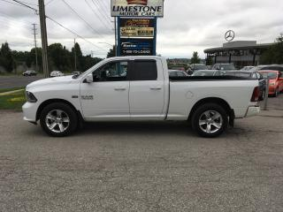 Used 2015 RAM 1500 SPORT for sale in Newmarket, ON