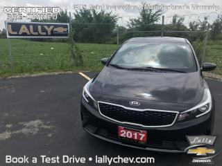 Used 2017 Kia Forte LX**GREAT ECONOMY**ONE OWNER**POWER WINDOWS**POWER for sale in Tilbury, ON