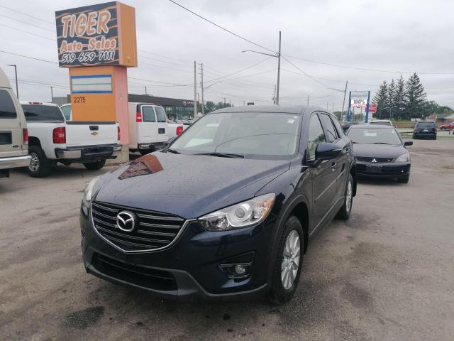 2016 Mazda CX-5 LOADED*WHITE LEATHER*ROOF*AWD*ONLY 49KMS*CERTIFIED