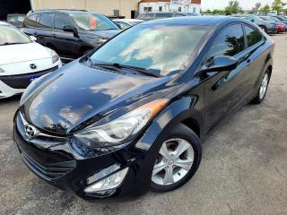 Used 2013 Hyundai Elantra Coupe SE for sale in Hamilton, ON