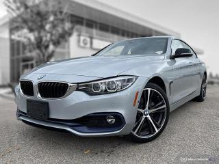 Used 2018 BMW 4 Series 430i xDrive Enhanced! Carplay! HUD for sale in Winnipeg, MB