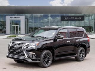 New 2021 Lexus GX460 Premium for sale in Winnipeg, MB