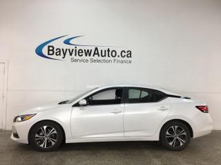 Used 2020 Nissan Sentra SV - AUTO! ALLOYS! PWR GROUP! NEW BODY STYLE! for sale in Belleville, ON