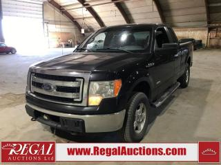 Used 2013 Ford F-150 XLT 4D SUPERCAB 4WD for sale in Calgary, AB