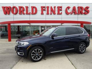 Used 2016 BMW X5 xDrive35i | Ontario Local for sale in Etobicoke, ON