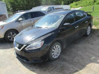 Used 2017 Nissan Sentra SV for sale in North Bay, ON
