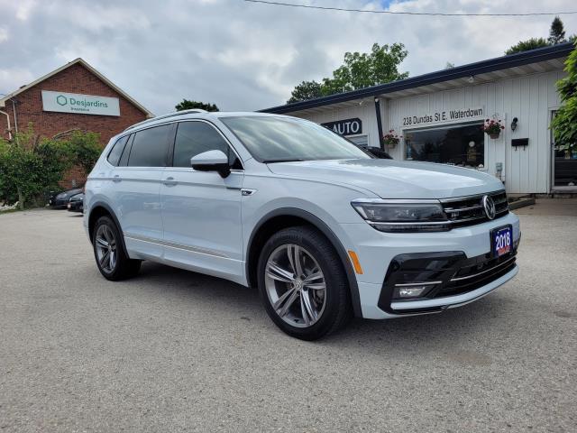 2018 Volkswagen Tiguan RLINE W/ NAV