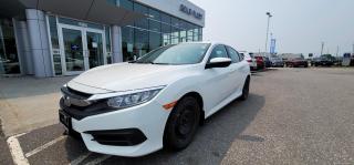 Used 2017 Honda Civic SEDAN for sale in North Bay, ON