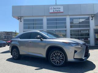 Used 2018 Lexus RX 350 F-Sport 3 for sale in Surrey, BC