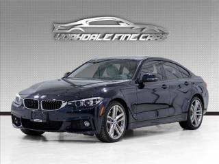 Used 2018 BMW 4 Series 440i xDrive Gran Coupe M Sport Premium Enhaced for sale in Concord, ON