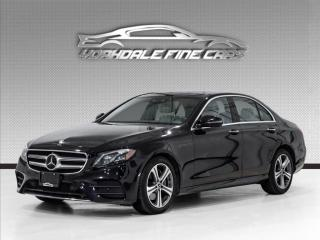 Used 2018 Mercedes-Benz E-Class E 300 4MATIC Intelligent Drive Pkg, HUD, Navi, Loaded ! for sale in Concord, ON