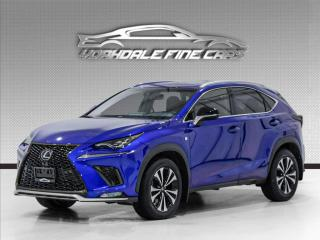 Used 2018 Lexus NX NX 300 F Sport 2, Navigation, Camera, Loaded, No Accidents for sale in Concord, ON