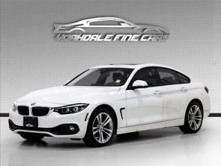 Used 2018 BMW 4 Series 430i xDrive Gran Coupe Navigation, 360 Camera, Roof, Loaded for sale in Concord, ON