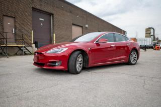 Used 2018 Tesla Model S 75D AWD Auto Pilot, Navigation, Sunroof, No Accidents for sale in Concord, ON