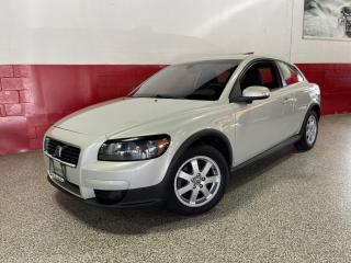 Used 2009 Volvo C30 SUNROOF BLINDSPOT MONITOR LOCAL ONTARIO for sale in North York, ON