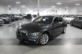 Used 2017 BMW 3 Series 320i XDRIVE I NAVIGATION I SUNROOF I PUSH START I H. SEATS for sale in Mississauga, ON