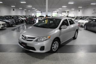 2011 Toyota Corolla POWER OPTIONS I KEYLESS ENTRY I CRUISE CONTROL I AS IS