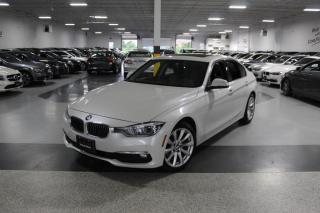 Used 2017 BMW 3 Series 320i xDRIVE NO ACCIDENTS I NAVIGATION I SUNROOF I REAR CAM for sale in Mississauga, ON