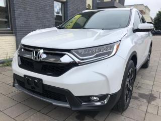 Used 2019 Honda CR-V Touring AWD for sale in Nobleton, ON
