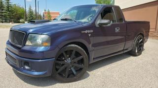 Used 2006 Ford F-150 SXT Reg Cab WITH LEATHER, POWER WINDOWS, 24