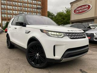 Used 2017 Land Rover Discovery HSE LUXURY /CLEAN CARFAX / NAV / PANO ROOF / CAM / 2 DVD for sale in Scarborough, ON