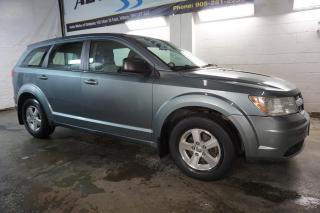 Used 2009 Dodge Journey SE CERTIFIED 2YR WARRANTY ALLOYS AUX POWER OPTIONS for sale in Milton, ON
