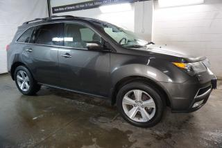 Used 2011 Acura MDX PREMUIM CAMERA CERTIFIED 2YR WARRANTY *FREE ACCIDENT* HEATED LEATHER BLUETOOTH ALLOYS for sale in Milton, ON