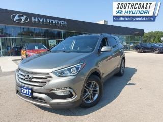 Used 2017 Hyundai Santa Fe Sport 2.4L SE AWD  - Leather Seats - $105 B/W for sale in Simcoe, ON