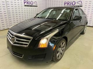 Used 2014 Cadillac ATS 4DR SDN 2.0L AWD for sale in Ottawa, ON
