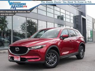 Used 2018 Mazda CX-5 GS  - Heated Seats -  Power Liftgate for sale in Toronto, ON
