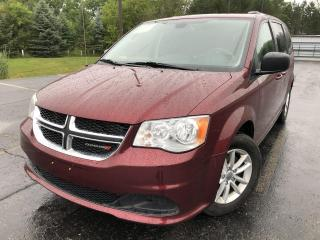 Used 2019 Dodge Grand Caravan SXT 2WD for sale in Cayuga, ON