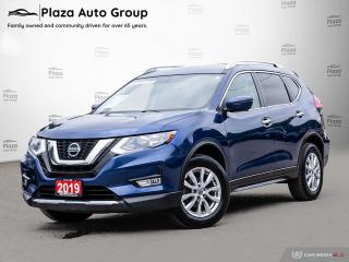 Used 2018 Nissan Rogue SV for sale in Richmond Hill, ON