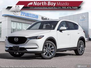 New 2021 Mazda CX-5 Signature for sale in North Bay, ON