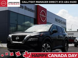 New 2021 Nissan Rogue SV for sale in Kingston, ON