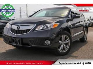 Used 2015 Acura RDX Technology Package | Automatic for sale in Whitby, ON