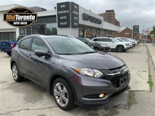 Used 2017 Honda HR-V EX-L - Navigation - 4WD - No Accidents - Power Roof - Leather - BONUS Extra set Michelin ICE Snow tires on rims for sale in North York, ON