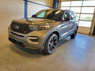 New 2021 Ford Explorer ST for sale in Moose Jaw, SK