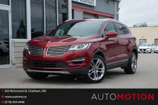 Used 2015 Lincoln MKC for sale in Chatham, ON