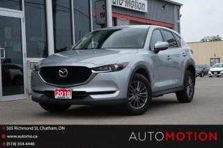Used 2018 Mazda CX-5 GS for sale in Chatham, ON