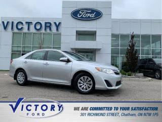 Used 2012 Toyota Camry LE | KEYLESS ENTRY | AIR CONDITIONING | CRUISE CON for sale in Chatham, ON