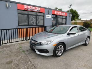 Used 2018 Honda Civic LX | Cruise | Bluetooth | Backup Camera for sale in St. Thomas, ON