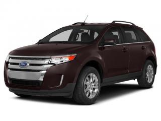 Used 2014 Ford Edge SEL for sale in Cornwall, ON