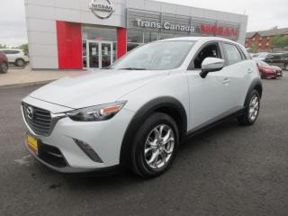 Used 2017 Mazda CX-3 GS for sale in Peterborough, ON
