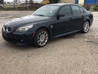 Used 2009 BMW 5 Series 535i xDrive|M-SPORT|Navigation|Roof| for sale in Bolton, ON
