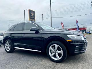 Used 2018 Audi Q5 No Accidents |AWD | Pano Roof | Loaded |Certified for sale in Brampton, ON
