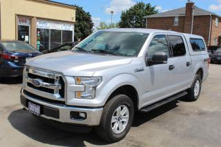 Used 2016 Ford F-150 XLT SUPER CREW 4WD for sale in Brampton, ON