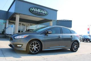 Used 2017 Ford Focus SE for sale in Tilbury, ON