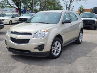 Used 2013 Chevrolet Equinox LS for sale in Brampton, ON