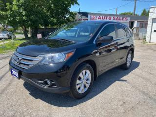 Used 2012 Honda CR-V EX/1 Owner/Accident Free/Bluetooth/Bckup Camera for sale in Scarborough, ON